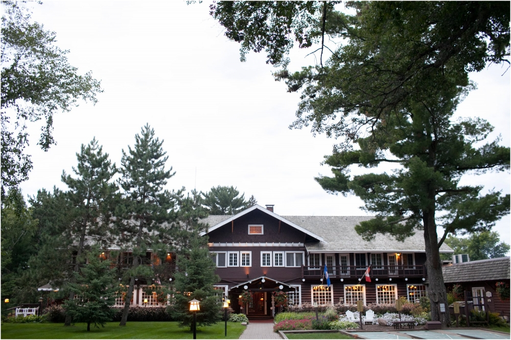 Grand View Lodge Wedding Photographer